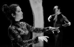 7-8 maj Konsertspektakel svartvit. med Duo Naranjo-WEurlander